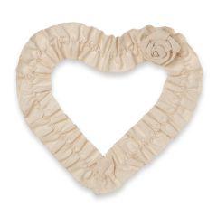 Decoración forma corazón 23cm. min.6
