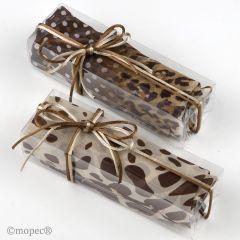 Foulard estam animal marrón/beige caja regalo stdo.min2