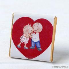 Napolitana Pit&Pita en el corazón (cajas aprox.150u.)*