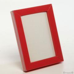 Caja 6 napolitanas roja con funda 10x13,7x1,5cm min25