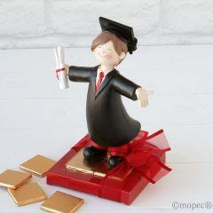 Figura graduación chico 8 napolitanas min.2