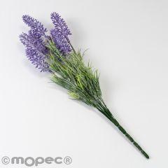 Lavender bunch 7 flowers 6,5x34cm.