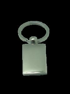 Metallic Simply keyholder 3,8x2,5cm.