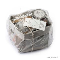 Mother's day gift set basket cup