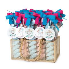 Display 30boxes keyholder unicorn 8candies SPECIAL OFFER