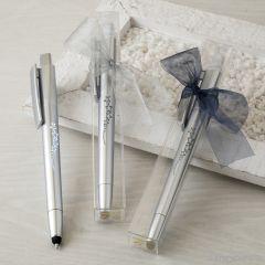 Bolígrafo ESTRELLAS con p.táctil en estuche stdo. min2