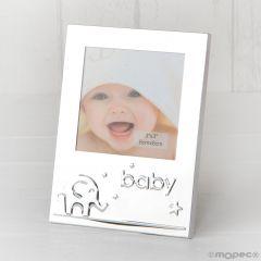 Marco foto baby 11x15cm.(foto 8x8cm)