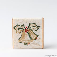 Napolitana campanas Trazos Navideños (cajas 150u.)*