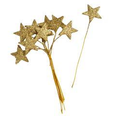 Estrellas  purpurina mágica precioxpomo10,min.10