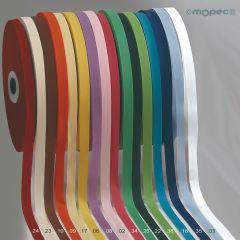 Cinta tejido Cotonet en varios anchos y colores