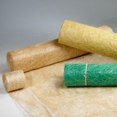 roll abaca various widths and colors