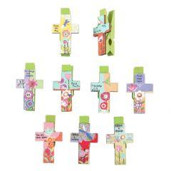 Pinza cruz mensajes 3,5cm min.9
