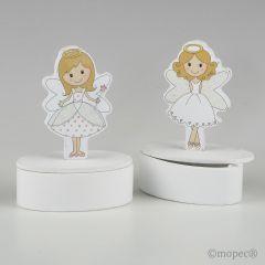 Box for jewelry Fairy 6,5x9cm assort.