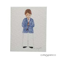 Blue blazer boy tag, price x 100pcs.SWEET PRICE