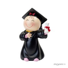 Figura pastel Pita graduada 14cm.