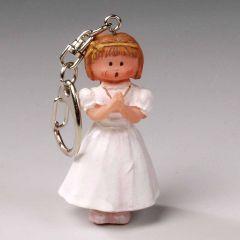 Keyholder Communion girl diadem
