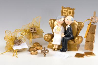 Los mejores regalos para las bodas de oro