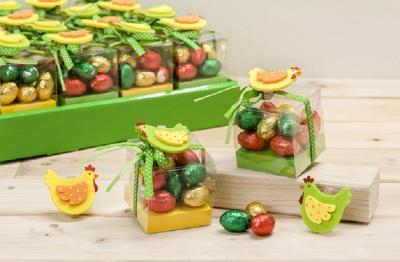 Propositions de décoration pour une Pâques originale et ludique
