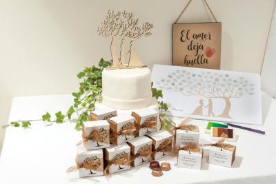 Ten una boda diferente: una selección de artículos y complementos